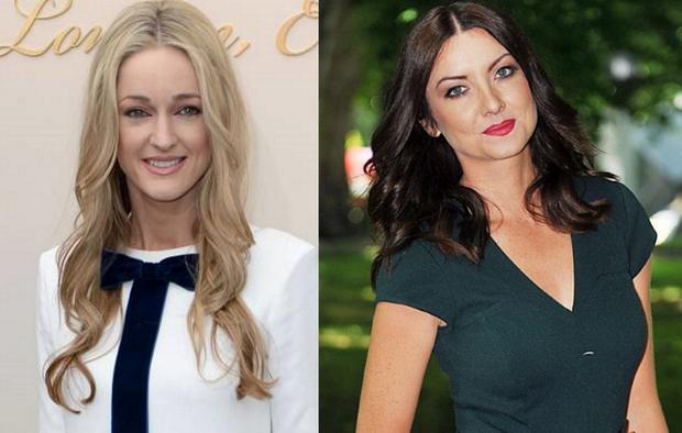 Storm Keating (left) and Jennifer Maguire (right)