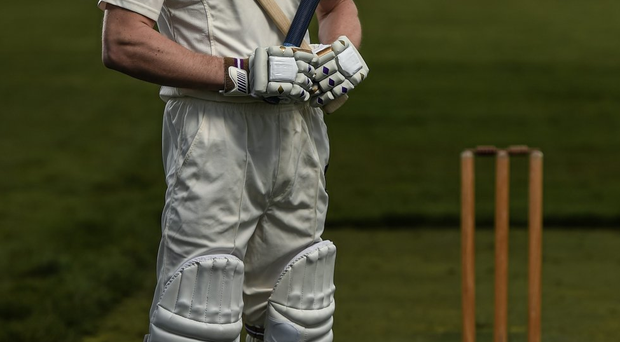 Tipperary hurler Brendan Maher at Leinster Cricket Club in Rathmines. Photo: Stephen McCarthy/Sportsfile