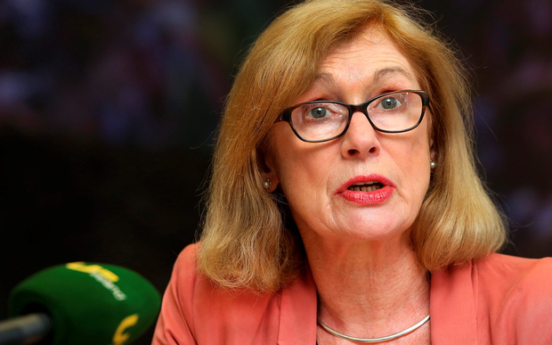 The report has been submitted to Education Minister Jan O'Sullivan but her successor will be the one to decide. Photo: Steve Humphreys