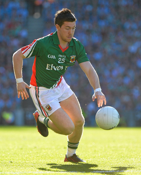 Mayo's Enda Varley has joined St Vincent's. Photo: Brendan Moran/Sportsfile