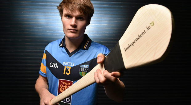 Cian O'Callaghan highlighted the importance of the right mental attitude. Photo: Matt Browne/Sportsfile