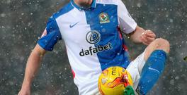 Blackburn's Darragh Lenihan. Photo by Gareth Copley/Getty Images