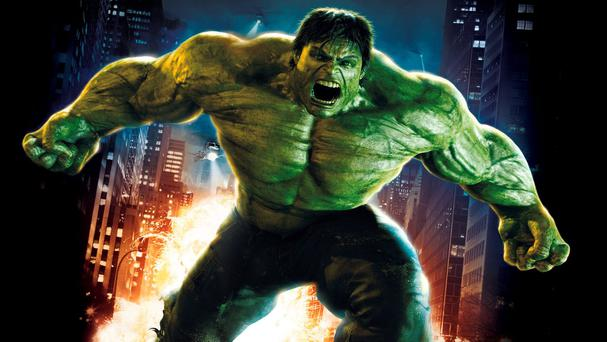 Another way: You don't have to 'Hulk' out in anger.