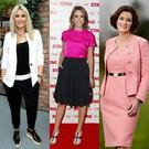 Lisa Fitzpatrick, Amy Huberman and Kate O'Connell.