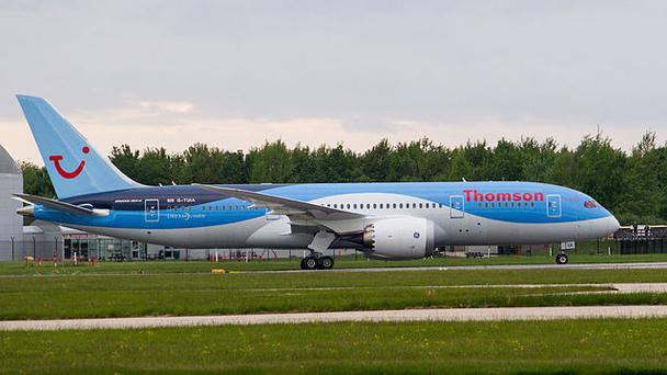Thomson Airways Dreamliner