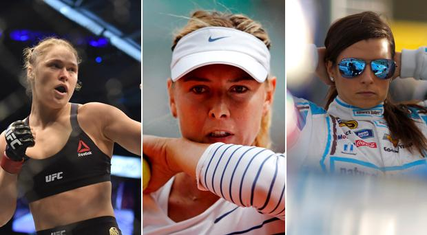 Maria Sharapova was easily the highest earning female athlete in 2016