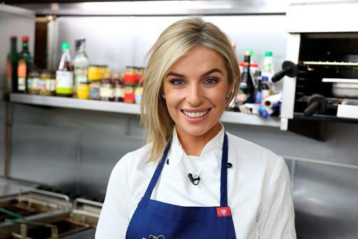 The Restaurant 2016 - Episode 5 - Pippa OConnor In picture: Pippa OConnor