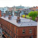 A view over Dublin's low skyline. We need to see a 'Rising' in house building to meet demands