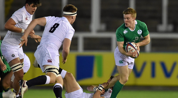 For Stephen Kerins, pictured, his recent performances certainly will not have gone unnoticed by Carolan who is his Ireland U-20s coach as well as Connacht's Academy manager (SPORTSFILE)