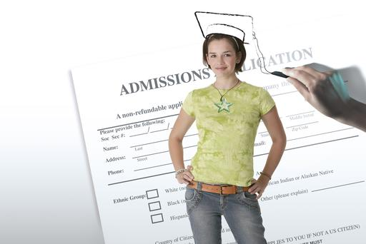 Some 6,275 aspiring college students who registered with the CAO before the February 1 deadline did not list their preferences. Photo: Getty