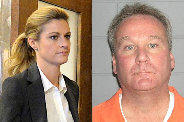 Erin Andrews and Michael David Barrett