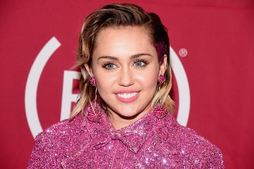 Singer-songwriter Miley Cyrus has blasted celebrities like Kim Kardashian for engaging in public Twitter battles. (Photo by Dave Kotinsky/Getty Images for The ONE Campaign)