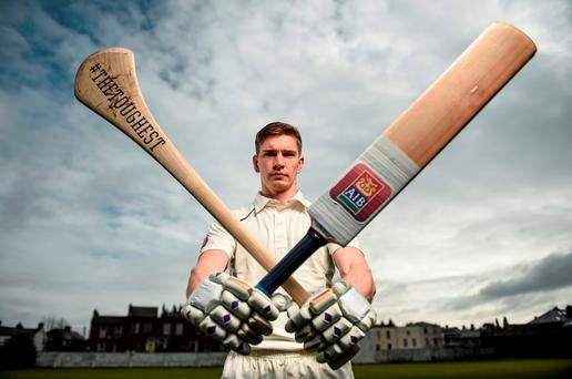 Brendan Maher got to experience life as a professional cricketer