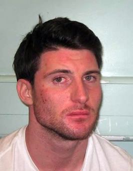 Shane O'Brien, who is being sought by detectives investigating the murder of Josh Hanson. Photograph: PA