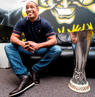 Former Liverpool and Manchester Utd midfielder Paul Ince was speaking ahead of tonight's Europa League clash between the two sides at Anfield. Coverage is exclusively live on Setanta Sports and is preceded by Dortmund against Spurs with coverage beginning at 5.30. To subscribe, visit www.setanta.com