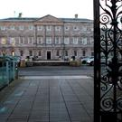 Leinster House. Photo: Tom Burke