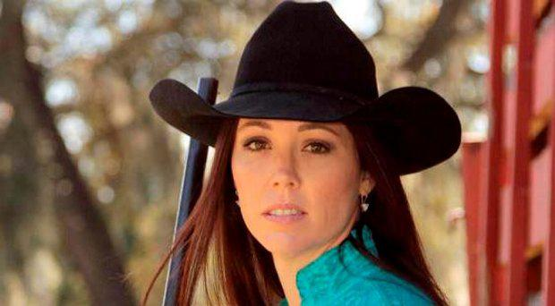Jamie Gilt was in a stable condition in hospital after being shot in the abdomen