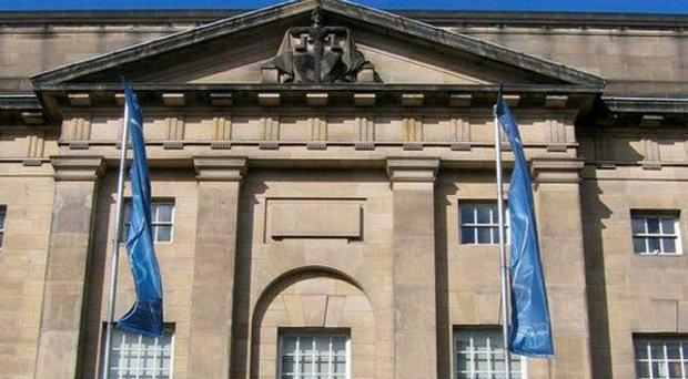 The High Court in Edinburgh