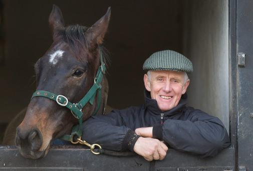 Jim Dreaper is looking forward to having a cut at an historic edition of the Boylesports Irish Grand National on the 100th anniversary of the Easter Rising with Venitien De Mai
