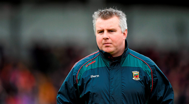 Stephen Rochford is determined to put his own stamp on this Mayo team, and quickly. Picture credit: Diarmuid Greene / Sportsfile