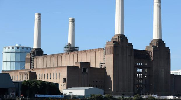 Battersea Power Station Development Company has been hit by the slide in the London luxury homes market, where demand has fallen sharply