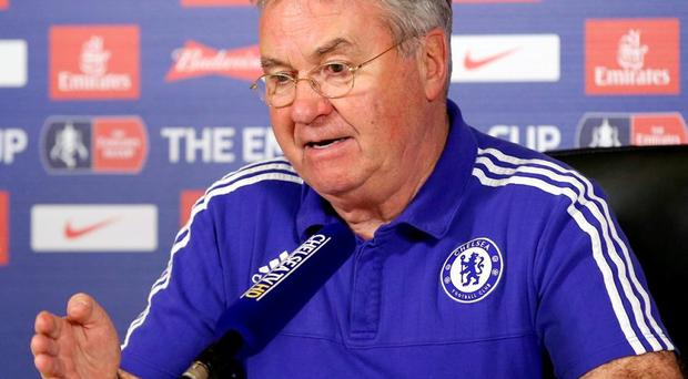 Chelsea manager Guus Hiddink. Photo: Matthew Childs/Action Images via Reuters
