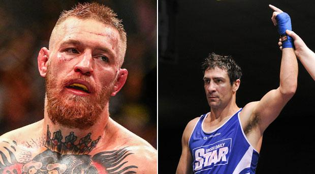 Kenny Egan doesn't see Ireland's love affair with mixed martial arts lasting after Conor McGregor exits the sport
