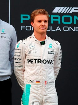 'Unfortunately for Rosberg one senses that Hamilton will have to disappear into a forest with a broken car on a few occasions if the German is to be crowned F1 world champion' Photo: David Davies/PA Wire