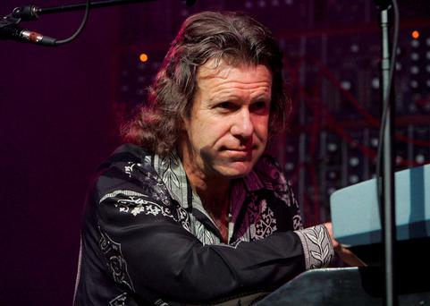 Rock star: Keith Emerson Photo: Frazer Harrison/Getty Images