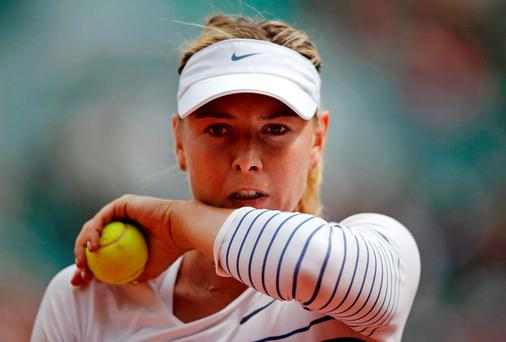 Russia's Maria Sharapova took the banned drug meldonium. Photo: Reuters