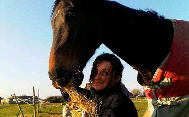 Aniela Jurecka, pictured, assured the mother of a 10-year-old girl that a horse was suitable, but it turned out to be lame and badly behaved