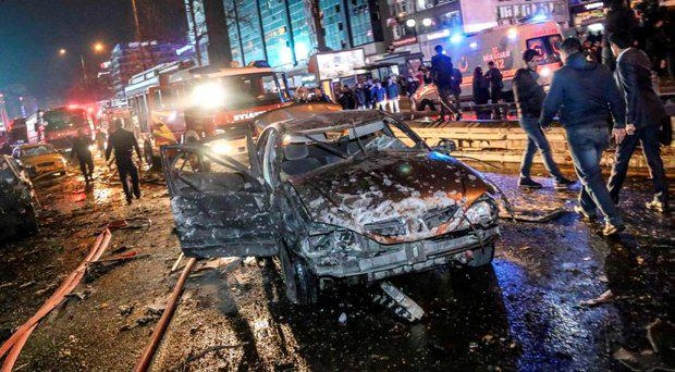 At least 37 people were killed in the bombing in Turkey