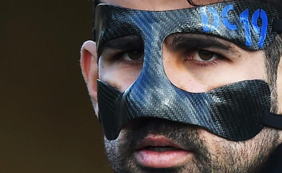 Diego Costa Credit: EPA