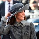 Britain's Catherine, Duchess of Cambridge. Reuters/Toby Melville