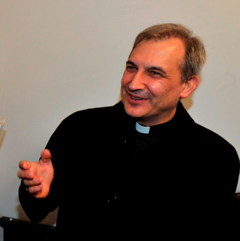 Monsignor Lucio Angel Vallejo Balda. Photo: AFP/Getty Images