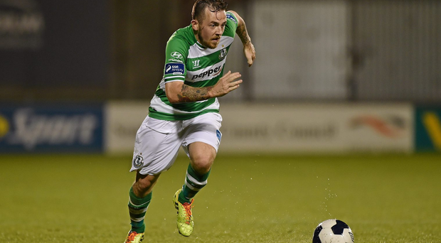 Gary McCabe Picture credit: Barry Cregg / SPORTSFILE