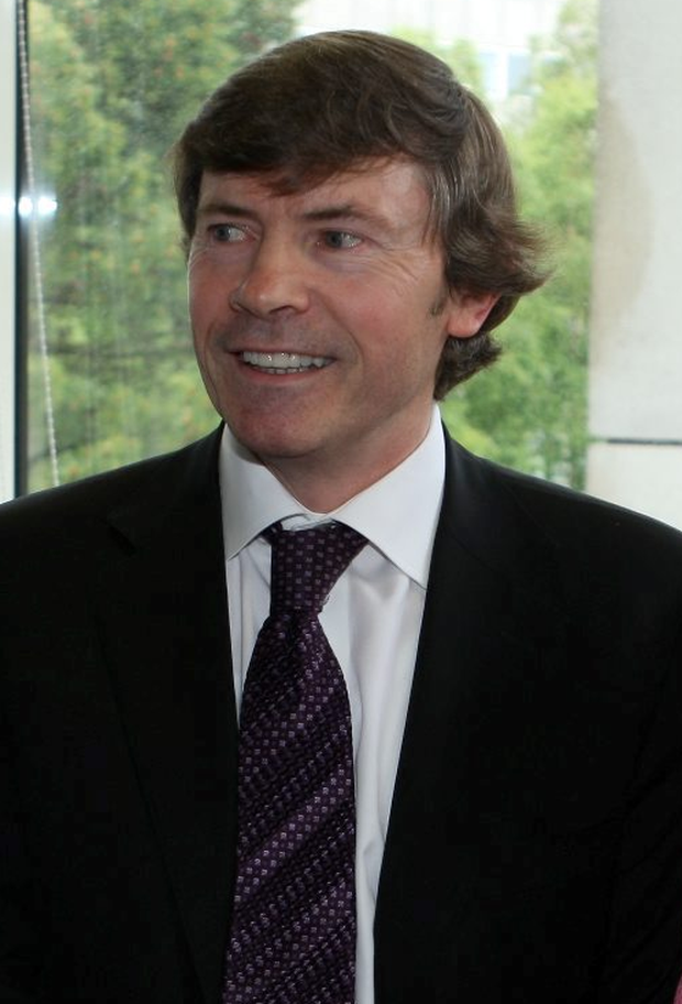 Aryzta chief executive Owen Killian