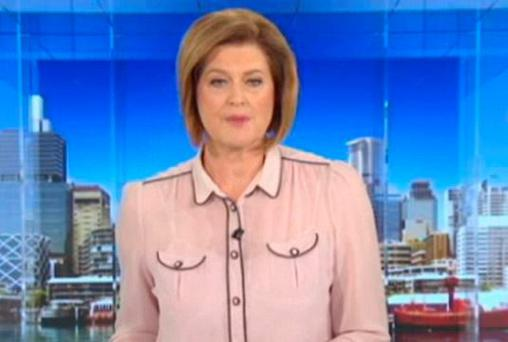 Ros Childs in her blouse