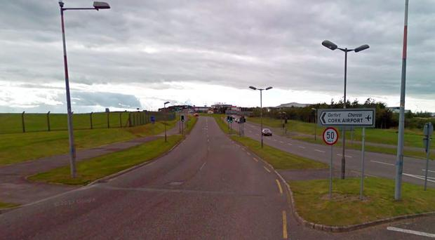 Entrance to Cork Airport (Photo: Google Maps)
