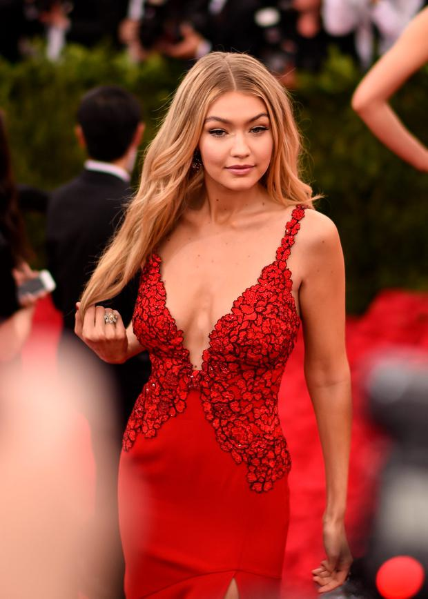 Gigi Hadid attends the