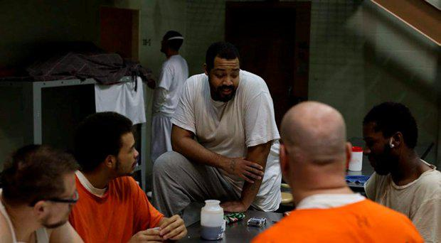 Zac (left) and Isaiah (right), two undercover participants on