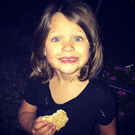 Open letter to a woman who criticized my daughter's hair. Credit: Instagram/ @PetersTerri