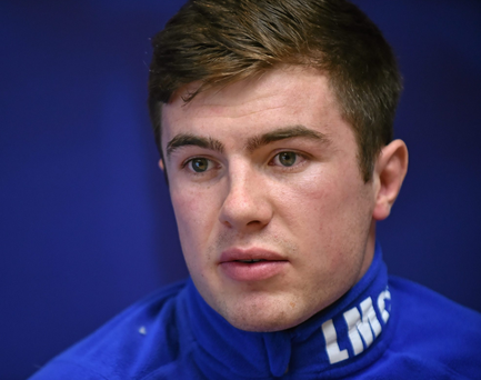 Leinster's Luke McGrath is hoping that a call-up to the Ireland squad isn't too far away. Photo: Brendan Moran/Sportsfile