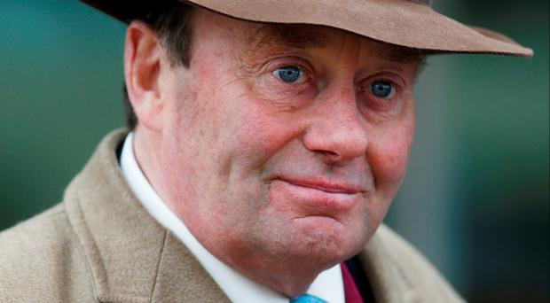 Nicky Henderson (Reuters)