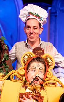 Ryan Tubridy remains the highest-paid presenter in RTE on €495,000. Picture Andres Poveda