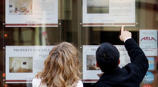 """Huge numbers of first-time buyers are using the """"bank of mum and dad"""" to get a deposit together."""