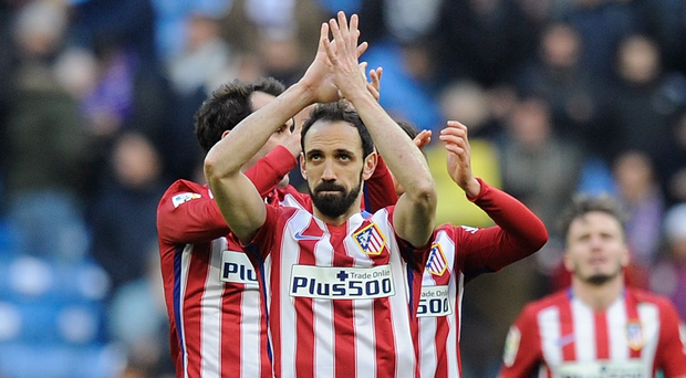 Juanfran of Club Atletico de Madrid (Getty Images)