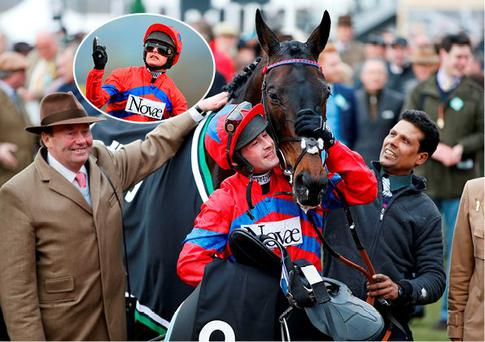 Sprinter Sacre won the Champion Chase