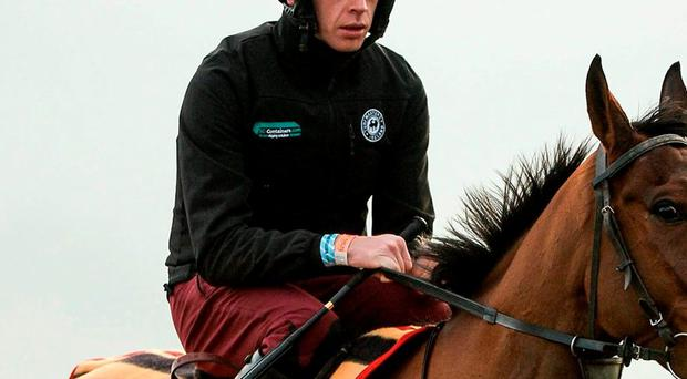 Jockey Bryan Cooper. Photo: Seb Daly / Sportsfile