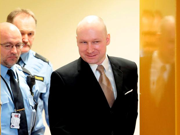 Will know, Anders behring breivik with you